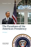 Cover for The Paradoxes of the American Presidency
