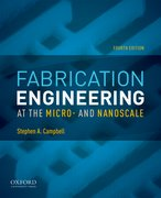 Cover for Fabrication Engineering at the Micro- and Nanoscale