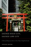 Cover for Sacred High City, Sacred Low City