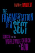 Cover for The Fragmentation of a Sect