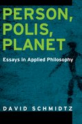 Cover for Person, Polis, Planet