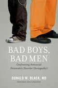 Cover for Bad Boys, Bad Men