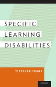 Cover for Specific Learning Disabilities