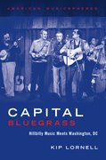 Cover for Capital Bluegrass