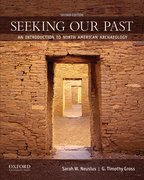 Cover for Seeking Our Past