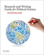 Cover for Research and Writing Guide for Political Science