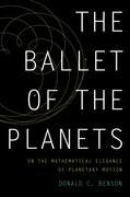 Cover for The Ballet of the Planets