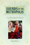 Cover for Sounds of the Metropolis