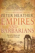 Cover for Empires and Barbarians