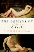Cover for The Origins of Sex