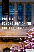 Cover for Positive Psychology on the College Campus