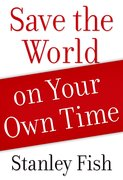 Cover for Save the World on Your Own Time