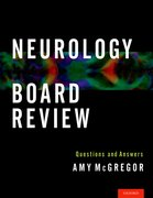 Cover for Neurology Board Review - 9780199895625
