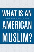 Cover for What Is an American Muslim?
