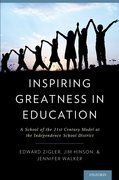 Cover for Inspiring Greatness in Education