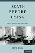 Cover for Death before Dying