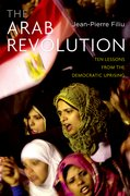 Cover for The Arab Revolution
