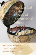 Cover for Neoclassical Realist Theory of International Politics