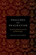 Cover for Preludes to Pragmatism