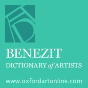 Cover for Benezit Dictionary of Artists - 9780199899913