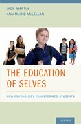 Cover for The Education of Selves