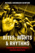 Cover for Rites, Rights and Rhythms