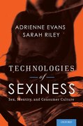 Cover for Technologies of Sexiness