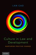 Cover for Culture in Law and Development