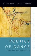 Cover for Poetics of Dance