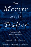 Cover for The Martyr and the Traitor