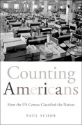 Cover for Counting Americans