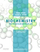 Cover for Biochemistry: The Molecular Basis of Life