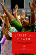 Cover for Spirit and Power
