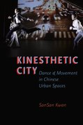 Cover for Kinesthetic City