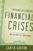 Cover for Misunderstanding Financial Crises