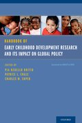 Cover for Handbook of Early Childhood Development Research and Its Impact on Global Policy