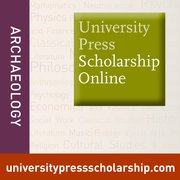 Cover for University Press Scholarship Online: Archaeology