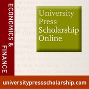 Cover for University Press Scholarship Online - Economics and Finance