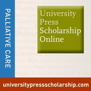 Cover for University Press Scholarship Online: Palliative Care