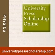 Cover for University Press Scholarship Online: Physics