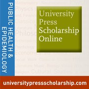 Cover for University Press Scholarship Online: Public Health and Epidemiology