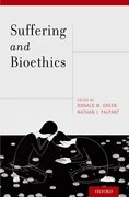 Cover for Suffering and Bioethics