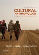 Cover for Asking Questions About Cultural Anthropology