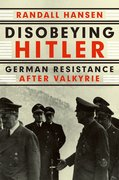 Cover for Disobeying Hitler