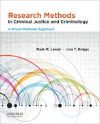 Cover for Research Methods in Criminal Justice and Criminology