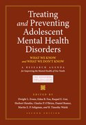 Cover for Treating and Preventing Adolescent Mental Health Disorders - 9780199928163