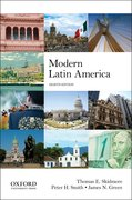 Cover for Modern Latin America