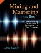 Cover for Mixing and Mastering in the Box