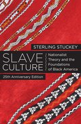 Cover for Slave Culture