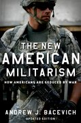 Cover for The New American Militarism